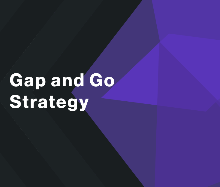 Gap and Go Strategy for WSDT
