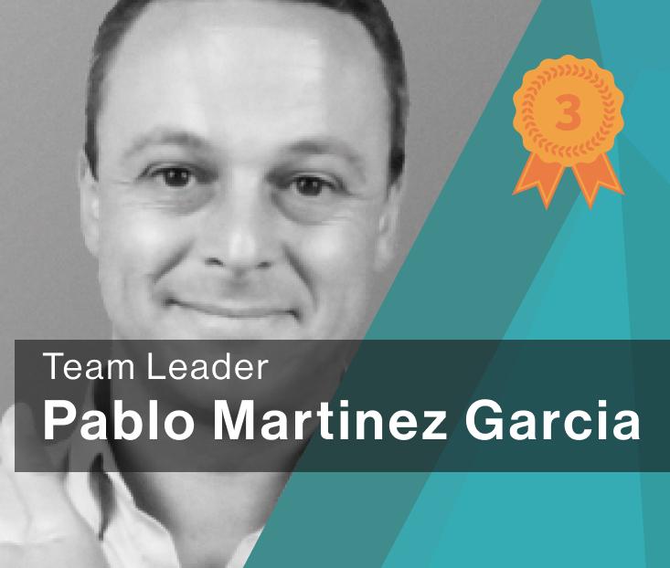 Interview With Team Leader | Pablo Martinez Garcia