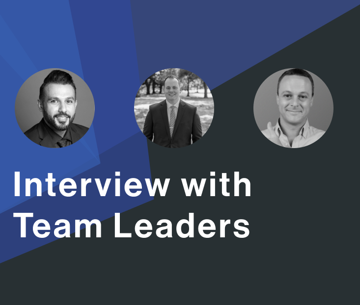 WRAP-UP INTERVIEW WITH TEAM LEADERS (PART 2)